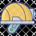 Manufacturing Safety Industry Helmet Safety Helmet Icon