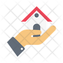Safety House Protection Icon