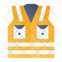 Vest Jacket Safety Icon