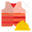 Safety Jacket Icon