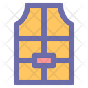 Safe Jacket Rescue Icon