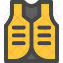 Vest Safety Jacket Icon
