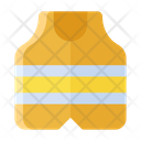 Gvest Vest Life Saving Icon