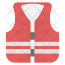Safety Jacket Vest Icon