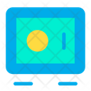 Safety Locker Icon