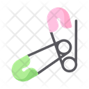 Safety Pin Pin Safety Icon