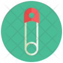 Safety Pin Tool Icon