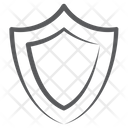 Safety Shield Security Shield Protective Shield Icon