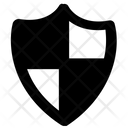 Safety Shield Protection Antivirus Icon