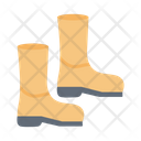 Safetyshoe Boot Footwear Icon