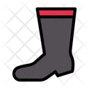Safety Shoes Boot Icon