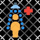 Safety Shower Icon