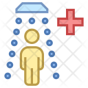 Safety shower Icon