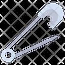 Asafty Pin Safty Pin Push Pin Icon