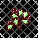 Sagebrush Plant Botanical Icon