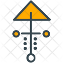 Sagittarius Zodiac Sign Icon