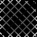 Sagittarius Arrow Sign Icon