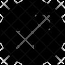 Sagittarius Sign Astrology Icon