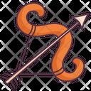 Sagittarius Sign Icon