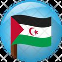Sahrawi Arab Democratic Republic Icon
