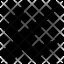 Sai Weapon Trident Stab Icon