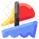 Sail Boat Water Icon