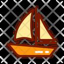 Sail Boat Sail Boat Icon