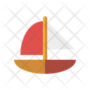 Sail Boat Boat Sailing Icon