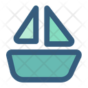 Sail Boat Boat Transport Icon