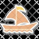Boat Yacht Sailboat Icon