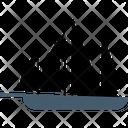 Sailboat Yacht Boat Icon