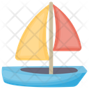 Boat Kid Toy Toy Sailboat Icon