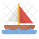Sail Boat Sailboat Icon