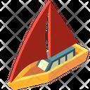 Sailboat Boat Sail Icon