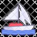 Sailboat Sail Boat Icon