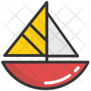 Boat Toy Transport Icon