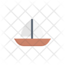 Boat Chip Travel Icon