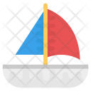 Sailboat Yacht Craft Icon