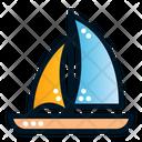 Sailing Boat Sailing Boat Icon