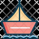 Sailing Boat Icon