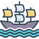 Sailing Ship Sailing Ship Icon