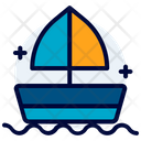 Sailing Ship Sailboat Sailing Boat Icon