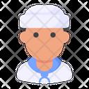 Sailor Professions Jobs Icon