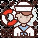 Sailor Profession Professional Icon