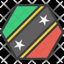 Saint Kitts Nevis Icon