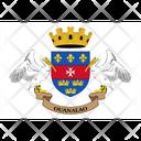 Flag Country Saint Barthelemy Icon
