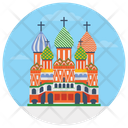 Saint Basils Cathedral Moscow Cathedral Russian Cathedral Icon