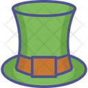 Saint Hat Day Hat Icon