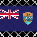 Flag Country Saint Helena Icon