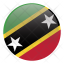 Saint Kitts National Icon